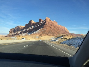 Getting close to Moab