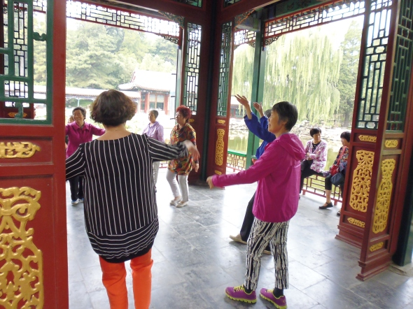 Group Tai Chi